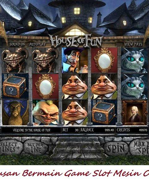 Keharusan Bermain Game Slot Mesin Online