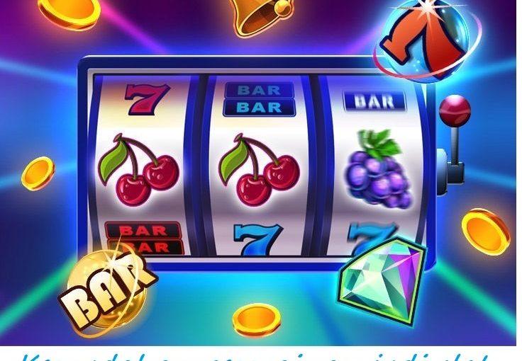Kemudahan permainan judi slot